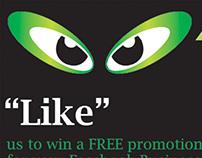 Social Media Beast Facebook Promotion