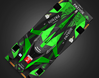 2017 Tequila Patron ESM Racing