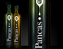 Pancas Olive Oil: Branding & Packaging