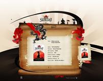"""""""Young Samurai"""", The Book"""
