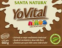 Etiqueta YO VITAL