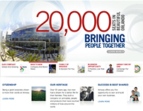 Amway Global Brand Website