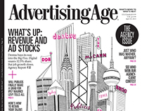 Ad Age Agency Issue cover