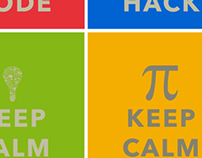 eBay KEEP CALM Posters