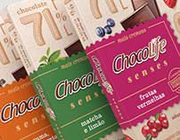 New Packages - Chocolife Senses