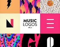 Music Logos Pt.1