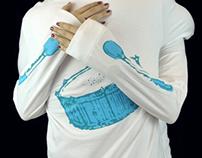 """Polyphony """"Harmony Happening"""" t-shirts"""