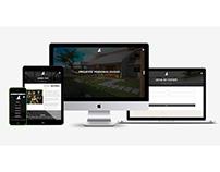 Arquitetando Espaços - Responsive Website