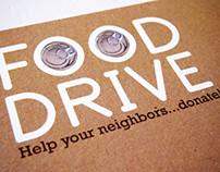 RIFA: Food Drive Package