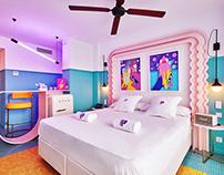 Paradiso Ibiza Art Hotel Room