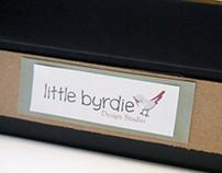 Little Byrdie design studio send-away box