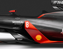 Haas Formula 1 Concept