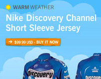 Nike Cycling Web site