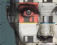 face texture by Valeriu Bosneaga