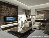 Interior Design For small apartment