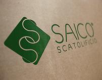 Logo SAICO - rebranding