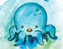 Octavion The Octopus