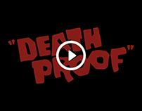Tarantino's Death Proof - Fan made opening credits