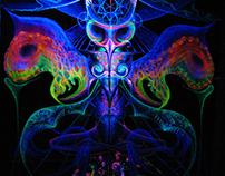 Psychedelic UV Art