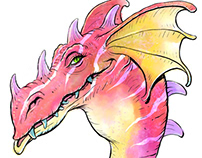 Fresco Dragoness