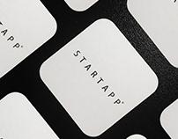 STARTAPP agency logo design /corporate
