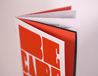 Publication Design - Be Careful