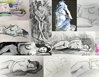 Open Figure Drawing Studio Feb 20th