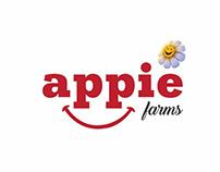 Appie Farms - Logo + Branding