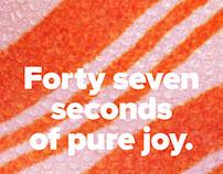 "2016 // PRINT // ""Pure Joy"""