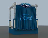 Ford Booth