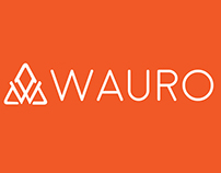 WAURO Brand Identity Design Project