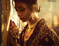 Jewellery Editorial, Kolkata - Brides Today - Feb '18