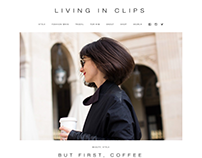 Living in Clips Website