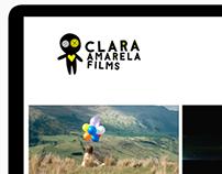 Clara Amarela Films