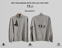 SpreadShirt Design With Mockup 2017