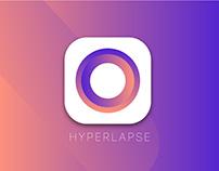 Hyperlapse App Icon Redesign