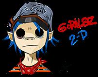 2-D Gorillaz