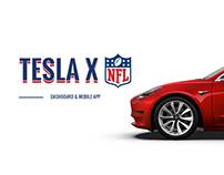 Tesla x NFL Redesign