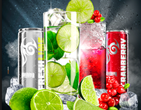 Guarana Fresh Lime / Cranberry HRC poster