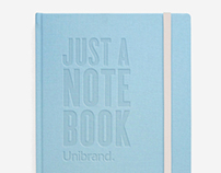 JUST A NOTEBOOK