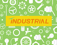 """INDUSTRIAL"" Corporate identity"