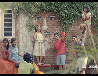 Be You Be Colour TVC for Jabong