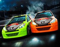 Barcel: Rally Runners