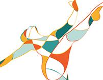 Sinalização Festival de Dança de Joinville