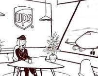 UPS Whiteboard