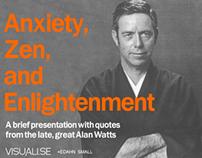 Tribute to Alan Watts