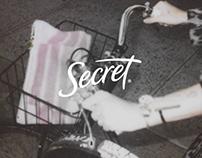 """Secret """"Brave"""" Campaign"""