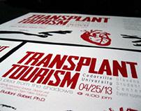 Transplant Tourism Campaign