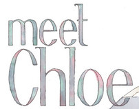 Chloe: The Typeface Project