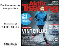 Fill adds for Benjamin Media  Magazines 2013